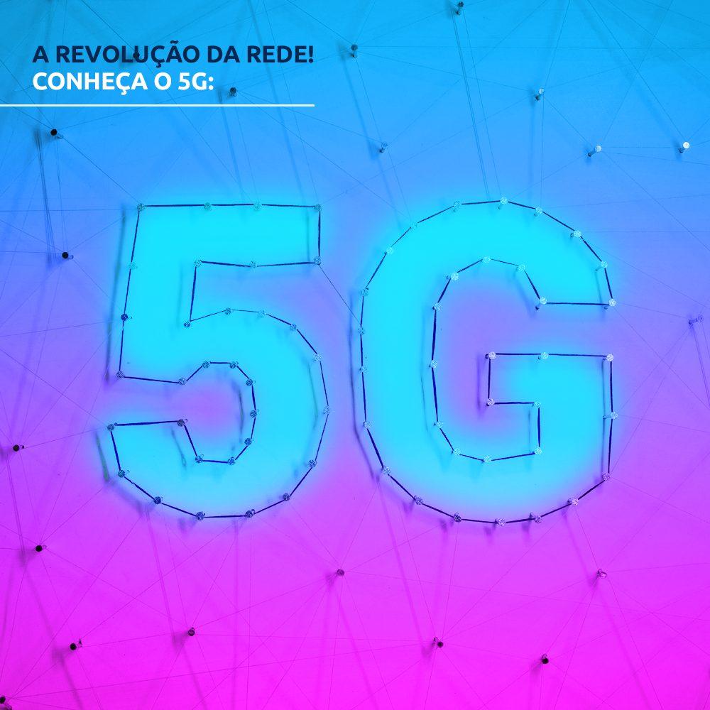 A revolução da rede! Conheça o 5G
